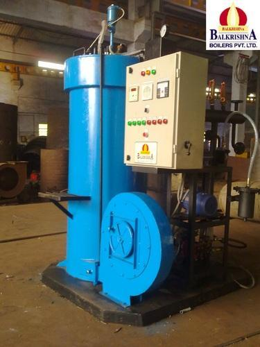 Cast Iron Coil Type Non IBR Steam Boilers, Oil Fired And Oil Gas ...