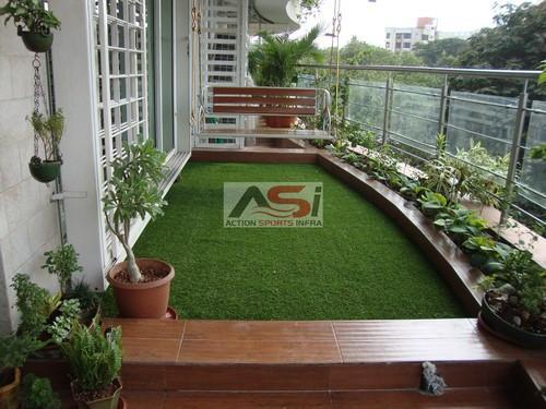 Artificial Grass For Balconies At Rs 40 Square Feet S Kritim