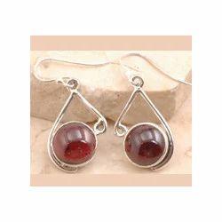 Enchanting Tourmaline Garnet Earrings