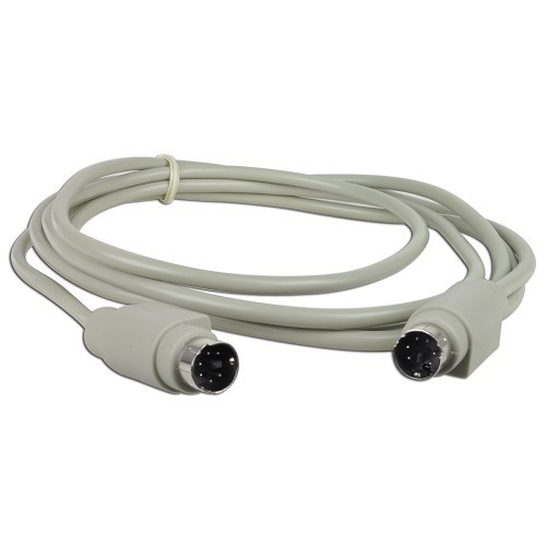 6 Foot M//M PS//2 Cable