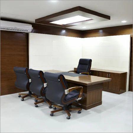 Office Cabin Design in Choolaimedu Sri Ramapuram, Chennai | ID ...