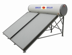 Solar Water Heater - Flat Plate Collector