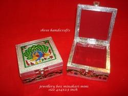 Jewellery Box Minakari Mini