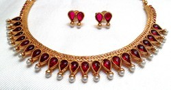 Party Wear Imitation Necklace Set