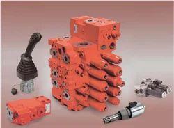 Kawasaki Hydraulic Control Valves
