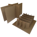 Corrugated Partition & Plates