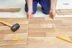 PVC Vinyl Strips Flooring