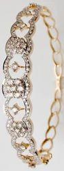 Latest Style Diamond Bangle Bracelet
