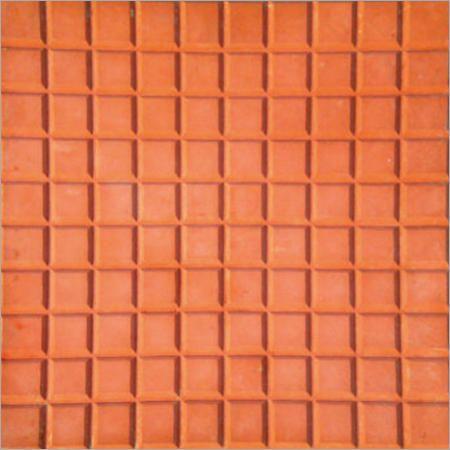 Concrete Chequered Floor Tiles