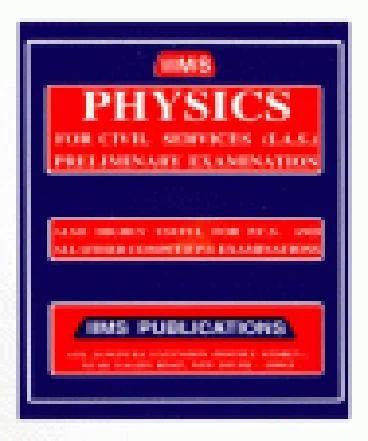Physics, Ias Prelims Optional Books | Jangpura Extension, New Delhi