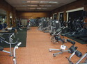 Indoor Gymnasium Flooring, Available Services: Re-installation, Commercial Building