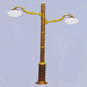Solar Lamp Poles