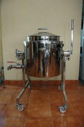 SS Electrical Bulk Cooker