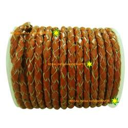 Designer Braided Leather Cords