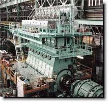 Used SULZER Marine Engine And Spares, Multi Cylinder | ID: 4427507655