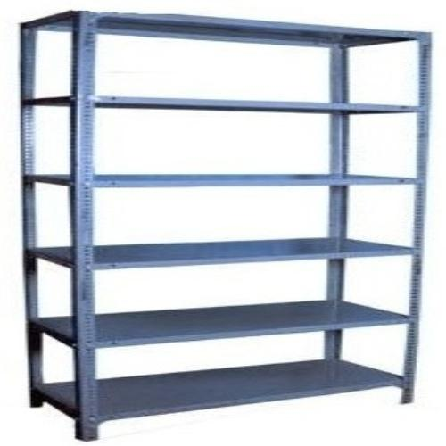 Steel Slotted Angle Rack | Amirtham Industries | Manufacturer in