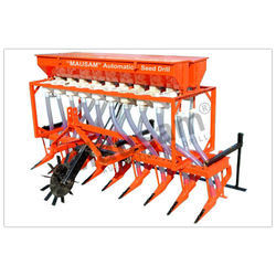 Corn Seed Fertilizer Drill