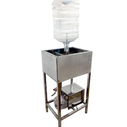 Jar Rinsing Machine