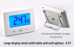 Display Clock Table