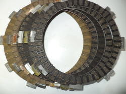 Clutch Plate Bajaj And TVC Three Wheeler
