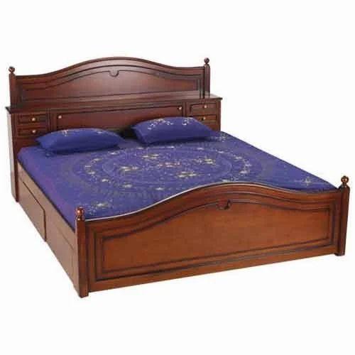 Wooden Cot Designs For Bedroom
