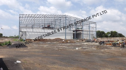 Cold Storage Warehouse Construction & Cold Storage Warehouse Construction in Chhatral Ahmedabad Natural ...