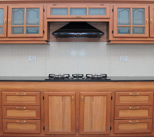 Kitchen Cupboards & Display Showcases Service Provider
