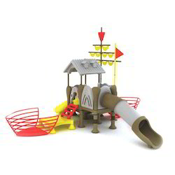 Pirate Ship Jr  Multi Play Station