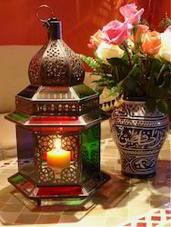 Moroccan Iron Lanterns