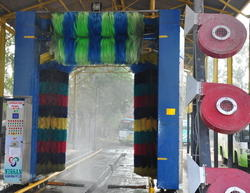 Drying System for Bus / Truck Wash
