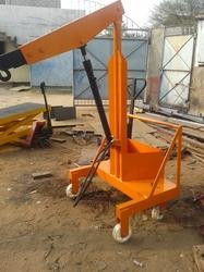 Moveable Jib Crane