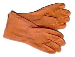 Heavy Duty Rubber Glove