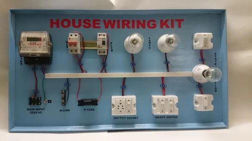 Awe Inspiring House Wiring At Rs 501 Piece Sadar Bazar Ambala Id 10153757662 Wiring Cloud Oideiuggs Outletorg