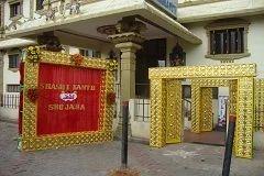Entrance decoration service in chennai wedding entrance decoration junglespirit Choice Image