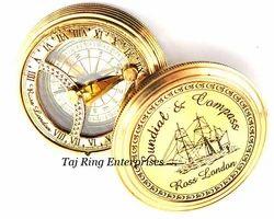 Sundial & Compass