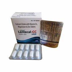 Calcium Citrate Magnesium Vitamin D3 Tab