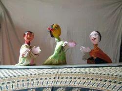 Puppet Show Organizer