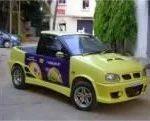 Private Car Branding