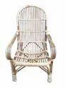 Flier Cane Arm Chair
