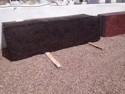 Slab Brown Pearl Granite, For Flooring