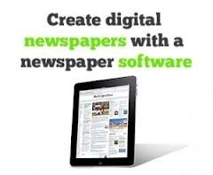 Online Newspaper Publishing Software