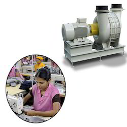 Vacuum Motor for Garments Industry