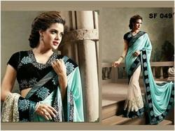Designer Stylish Party Wear Beautiful Fancy Saree