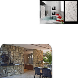 Stone Mural for Home