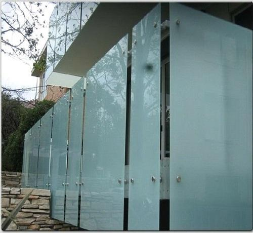 Ceramic Fritted Glass Architectural Solutions