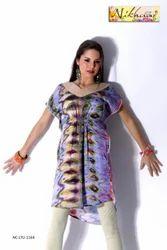 Ladies Designer Clothing Kurti Tunic
