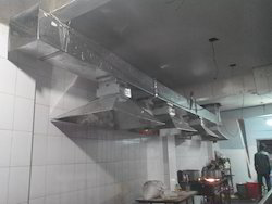 Kitchen Exhaust Ducting System