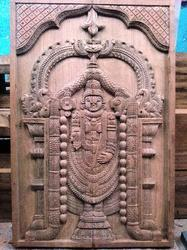 SPL Hand Carved Temple Door VU 916