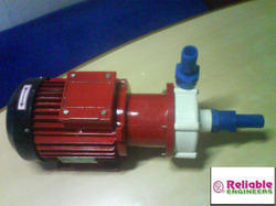 Magnetic Drive Poly Proplene Pumps