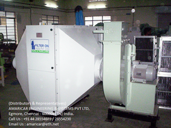 Dry Scrubbers (ESP) for Kitchen Fumes Filtration